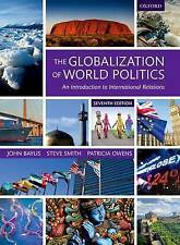 The Globalization of World Politics: An Introduction to International Relations,