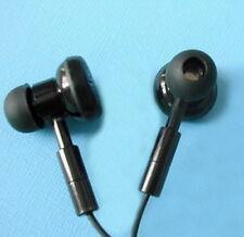 New Double sided SUB-WOOFER earphone black
