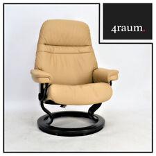 Ekornes Stressless Sunrise (M) ohne Hocker Relax Sessel Leder Fernseh gemütlich