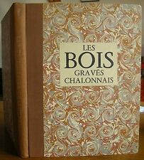 LOUIS FERRAND EL BOSQUE GRAVES CHALON 1973 IMAGERIE POPULAR Limitado a 500 ex