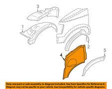 GM OEM Fender-Inner Panel Left 15968959