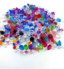 10Lbs Mixed Acrylic Jewels Pirate Treasure Chest Filler Stage Prop Party Decor