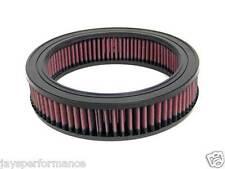 Kn air filter (E-2570) Filtración de reemplazo de alto caudal