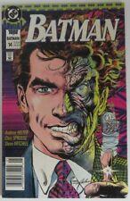 1990 BATMAN ANNUAL #14  ORIGIN OF TWO FACE -  VG         (INV21924)