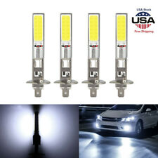 4X H1 6000K Super White CREE LED Fog light Bulbs High Low Beam Fog Driving Light