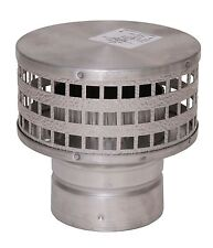 "SELKIRK 5"" IL GAS VENT TWIN WALL CHIMNEY FLUE TERMINAL - 5SIL-GVT"