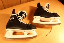 Ccm Champion 90 size 4 hockey ice skates Mint #4434