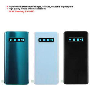 Mobile Phone Back Rear Cover Housing And Outer Glass Panel  For Samsung S10 G973