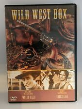 Wild West Box (DVD, 2005) Pancho Villa Navajo Joe