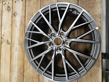 18-19 HYUNDAI GENESIS G80 19X8.5 5X4.5 40MM FACTORY OEM GRAY WHEELS RIMS 70930