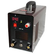PLASMASCHNEIDER CUT-40 Amp bis 12mm INVERTER HF-ZÜNDUNG DRUCKLUFT SCHWEIßSCHILD