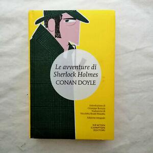 LE AVVENTURE DI SHERLOCK HOLMES - Conan Doyle - Mini Mammut Newton