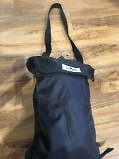 Woolrich Explorer Pack Travel Black Black/Red NWT