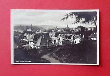 Foto AK TEPLITZ SCHÖNAU 1932 Blick über die Dächer der Stadt   ( 39214