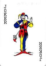 Joker Single Swap Oversized Playing Card Vintage Cat