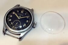 Timor Dirty Dozen Military WW2 /|  Watch Plastic Crystal Perfectly Fit !