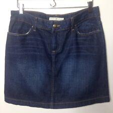 c936b9354 Mini Faldas de Mezclilla Tommy Hilfiger para Mujeres | eBay