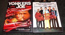 YONKERS JOE & THE USUAL SUSPECTS-2 movies-CHAZZ PALMINTERI, CHRISTINE LAHTI-DVD