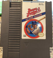 Bases Loaded 2: Second Season Nintendo (NES) *Authentic/Cleaned/Tested*