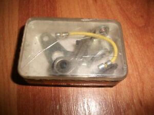 VW Käfer Ovali? Brezel? Volvo Opel Borgward Zündkontakt BOSCH ZUH9/8 ZKT67/1z