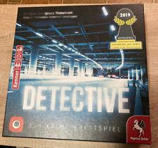 Detective - Ein Krimi-Brettspiel - Pegasus Spiele - 1-5 Spieler