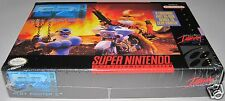 C2: Judgment Clay (Super Nintendo) ..Brand New~ Sealed! h-seam!