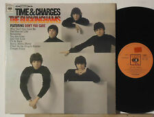 THE BUCKINGHAMS : TIME & CHARGES    -    1967  LP  ITA