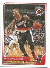 Damian Lillard Panini Complete 2015/16 - NBA Basketball Card #92