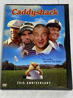 CADDYSHACK 1980 (DVD, 2000) SNAP CASE ~ 20th ANNIVERSARY ~ WIDESCREEN ~ REGION 1
