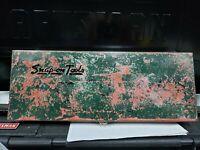 VINTAGE SNAP-ON TOOLS USA embossed LOGO METAL CASE 1978 ORIGINAL  KRA 104