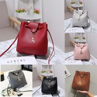 Women Lady Travel PU Fashion Girls Leather Bag Shoulder