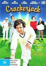 Crackerjack DVD AUSTRALIAN COMEDY Mick Molloy LAWN BOWLS BRAND NEW SEALED R4
