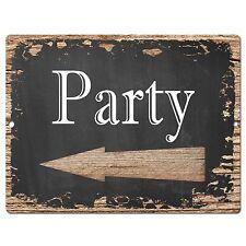 PP0469 Party Retro Chic Sign Bar Pub Office Shop Store Cafe Restaurant Decor