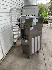 Stoelting F231 Ad1 Soft Serve Frozen Yogurt Twin Ice Cream Machine. Clean!