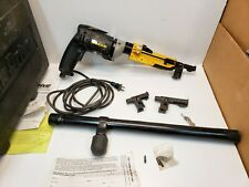 Porter Cable Electronic EHD Drywall Driver 6645 w Quik Drive QD2000 XL in case
