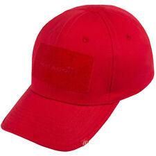 Cappelli da uomo rossi 100% Cotone
