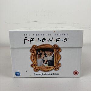 Friends Complete Season 1-10 DVD Boxset Region 2 30 Disc Set Series 1994 - 2004
