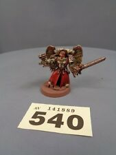 Warhammer Space Marines Sanguinary Priest 540