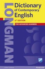 Longman Dictionary of Contemporary English 6 (Hardcover), 9781447954095