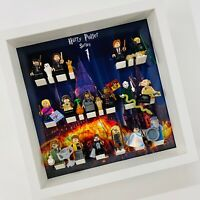 Display Frame for Lego Harry Potter Series 1 minifigures 71022 no figures 27cm