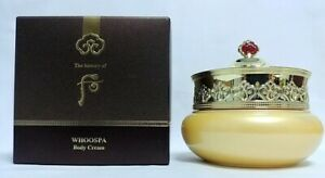 The History of Whoo Spa Body Cream 210ml Silky Moisturizing Body Care Anti-aging