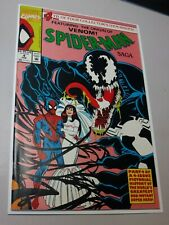 Spider-man Saga #4 The Origin of Venom Very High Grade Marvel Comic