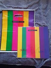 PET SHOP BOYS Introspective 1988  UK vinyl LP original signed with promo bag!