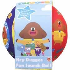 Hey Duggee Fun Sounds Motion Sensor Ball - Kick Throw or Catch