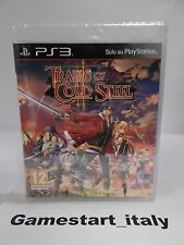 THE LEGEND OF HEROES TRAILS OF COLD STEEL 2 (SONY PS3) NUOVO ITA VERSION NEW