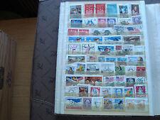 ETATS-UNIS - 53 timbres obliteres (tout etat) (B1) stamp united states