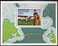 Timbre COTE D'IVOIRE / IVORY COAST Stamp - Yvert et Tellier Bloc n°7 n** (COT1)