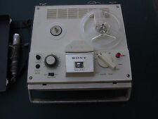 Sony TC-211TS Tapecorder Reel to Reel FOR PARTS/REPAIR