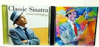 Frank Sinatra Duets 1993 & Classic Sinatra 2000 Lot of 2 CD's 33 Songs Capitol
