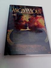 "DVD ""ANONYMOUS SOUND & BULLS"" COMO NUEVO CORTOMETRAJE CRISTIAN POZO LUZ ALTAMIRA"